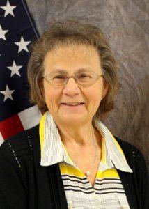 Gloria Arrington 2015-2019