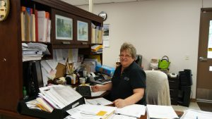 Lori McFeeters Officer Manager Notary